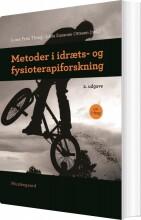 metoder i idræts- og fysioterapiforskning - bog