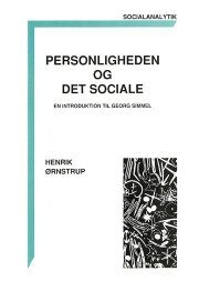 metoder og teorier i religionssociologien - bog