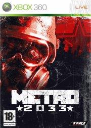 metro 2033: the last refuge - xbox 360