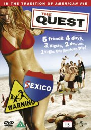 the quest / mexican trip - DVD