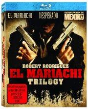 el mariachi // desperado // once upon a time in mexico - Blu-Ray
