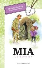 mia og geværet - bog