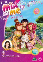 mia og mig / mia and me - centropias håb - DVD