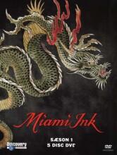 miami ink - sæson 1 - DVD
