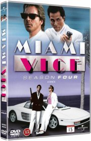 miami vice - sæson 4 - DVD