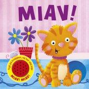 miav! - sjov med lyd - bog