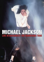 michael jackson live in bucharest - DVD