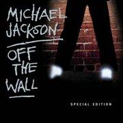 michael jackson - off the wall  - cd