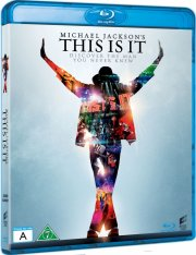michael jackson - this is it - Blu-Ray