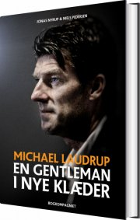 michael laudrup - en gentleman i nye klæder - bog