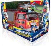 mickey mouse klubhus brandbil - Figurer