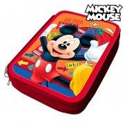mickey mouse penalhus i orange  - Skole