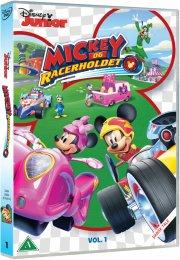 mickey og racerholdet vol. 1 - DVD