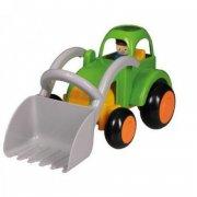 micki jumbo legetøjs traktor - 25 cm. - Udendørs Leg