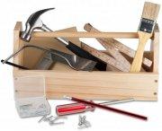 micki værktøjskasse med værktøj - Rolleleg