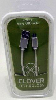 micro usb kabel til android - clover - Mobil Og Tilbehør
