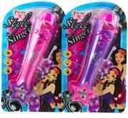 legetøjsmikrofon - microphone star - Kreativitet