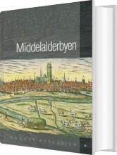 middelalderbyen - bog