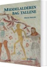 middelalderen bag tallene - bog