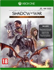 middle-earth: shadow of war - definitive edition - xbox one