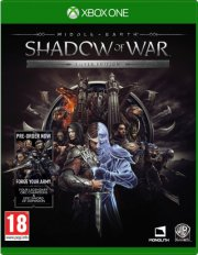 middle-earth: shadow of war - silver edition - xbox one