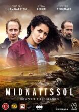 midnattssol - sæson 1 - DVD