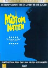midt om natten - DVD