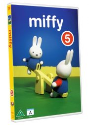 miffy and friends 5 - DVD