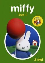 Billede af Miffy - Boks 1 - DVD - Film