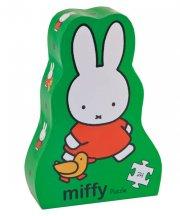 miffy puslespil til børn - bondegård - Brætspil
