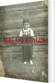 mig og stalin - bog