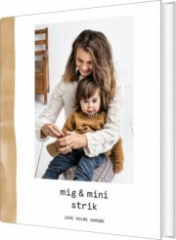 mig og mini strik - bog