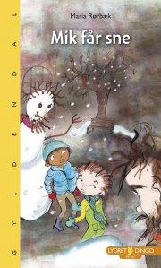 mik får sne - bog