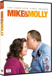 mike & molly - sæson 1 - DVD