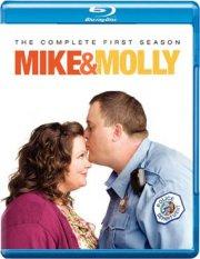 mike og molly - sæson 1 - Blu-Ray