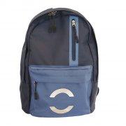 mikk-line rygsæk - blå - Skole