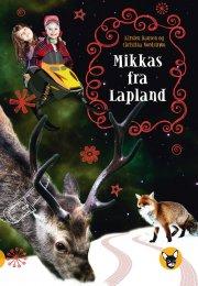 mikkas fra lapland - bog