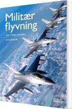 militær flyvning - bog