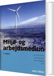miljø- og arbejdsmedicin - bog