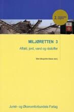 miljøretten 3 - bog