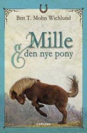 mille og den nye pony - bog