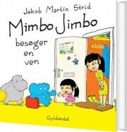 mimbo jimbo besøger en ven - bog