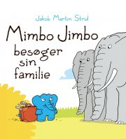 mimbo jimbo besøger sin familie - bog