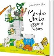 mimbo jimbo bygger et fyrtårn - bog