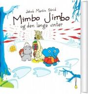 mimbo jimbo og den lange vinter - bog