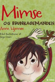 mimse og brunkagemanden - bog