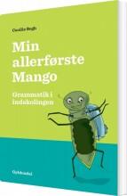 min allerførste mango - bog