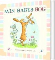 min babys bog: hvor højt tror du, jeg elsker dig? - bog