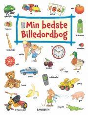 min bedste billedordbog - bog