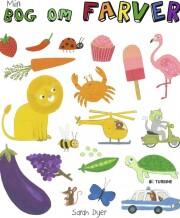 min bog om farver - bog